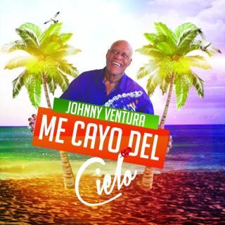 Johnny Ventura – Me Cayo Del Cielo