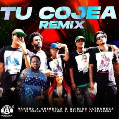 Vakero Ft Chimbala, La Perversa, Quimico Ultra Mega, Yomel El Meloso, El Fecho RD – Tú Cojea (Remix)